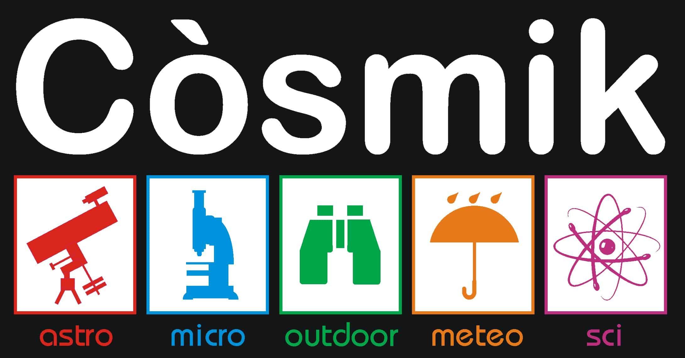 logo cosmik_black background
